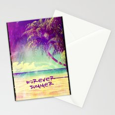FOREVER SUMMER - FOR IPHONE Stationery Cards