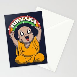 Kawaii is to Enlightenment Stationery Cards