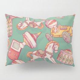 Christmas Toys Pillow Sham