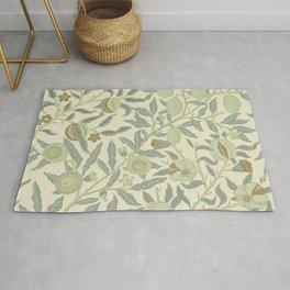 Fruit or Pomegranate by William Morris  Rug