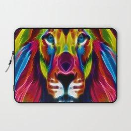 Colourful Lion Laptop Sleeve