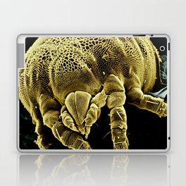 Yellow mite (Tydeidae) Laptop & iPad Skin