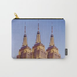Empire State Building Surreal New York Skyline Carry-All Pouch