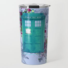 Doctor Who Travel Mug