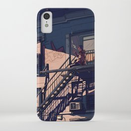 Over it goes iPhone Case