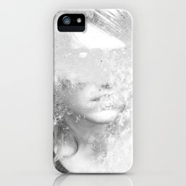 Kill Yourself & The Voices Stop iPhone Case