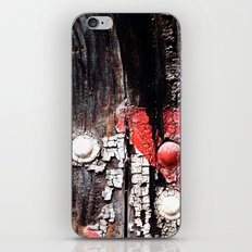 Eroded iPhone Skin