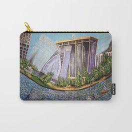 Oakland Jewel From Oakland.Style Carry-All Pouch
