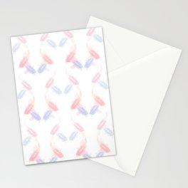 Cyprinus carpio Stationery Cards