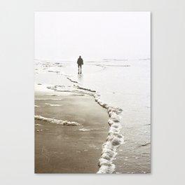 Dreamy Beach Canvas Print