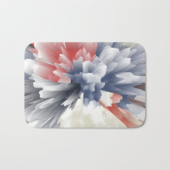 Abstract 151 Bath Mat