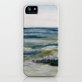Harvey Cedars LBI iPhone Case