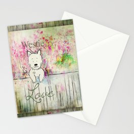 Westie Love ~ West Highland Terrier Stationery Cards