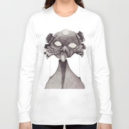 Meeting With Beksinski Long Sleeve T-shirt