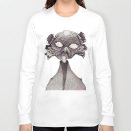 Meeting With Beksinski Long Sleeve T-shirt