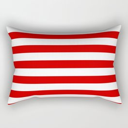 austria bahrain indonesia monaco peru tonga turkey switzerland flag stripes Rectangular Pillow