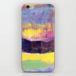 Landscape of soul iPhone Skin