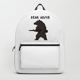 Bear Arms Backpack