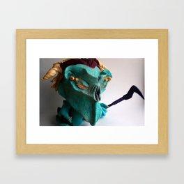 Shnügl Framed Art Print