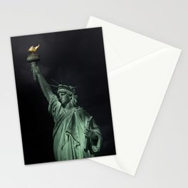 Statue Of Liberty 2 Stationery Cards