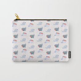 Whale Shark Buddies Carry-All Pouch