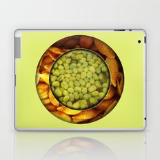 Pasta + Beans Laptop & iPad Skin
