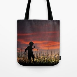 The Beginning of a Journey Tote Bag