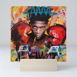 Jean-Michel Basquiat ART Mini Art Print
