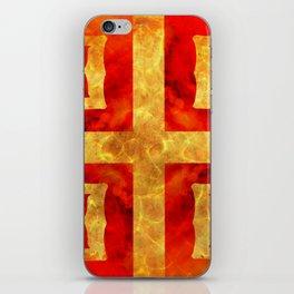 Katakouzenos coat of arms iPhone Skin