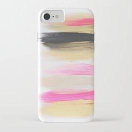 Colors 206 iPhone Case