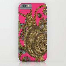 Escargopolooza Slim Case iPhone 6s