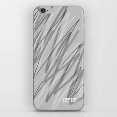 Grey iPhone & iPod Skin