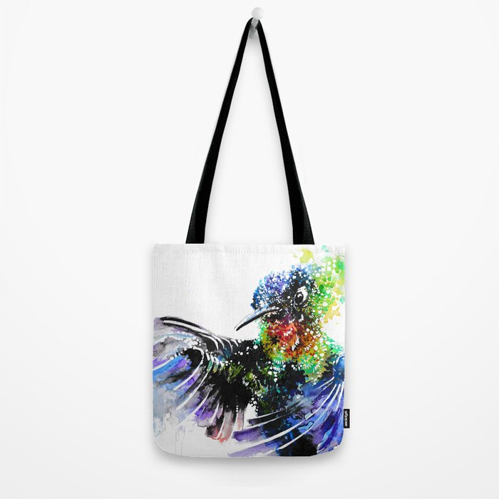 Hummingbird 4 Tote Bag