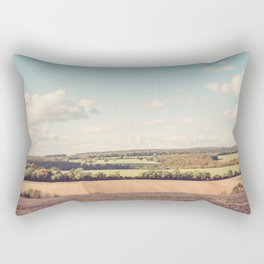 I Can See For Miles #3 Rectangular Pillow