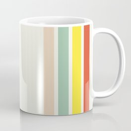 Summer Stripes Coffee Mug