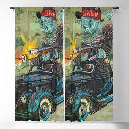Bootleg Husker Blackout Curtain
