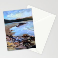 into the silent water Stationery Cards