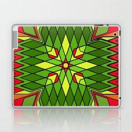 Poinsettia Flower Laptop & iPad Skin