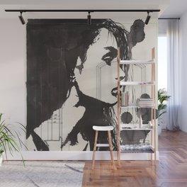 Olivia Wall Mural
