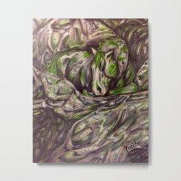 Earth Horse Metal Print