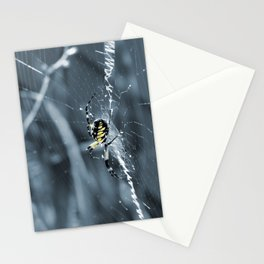 Patience (in Blue) Stationery Cards