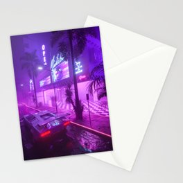 Back to 80s Stationery Cards