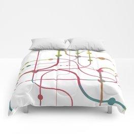 Line x Line-BubblegumPop-B Comforters