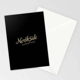 North Side Lifestyle Signature (gold) Stationery Cards