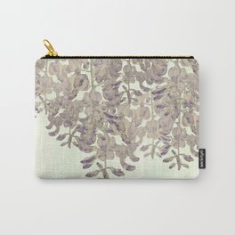 Wisteria - a thing of beauty is a joy forever Carry-All Pouch