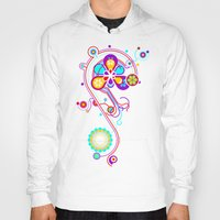 psychedelic Hoodies featuring Psychedelic by tuditees