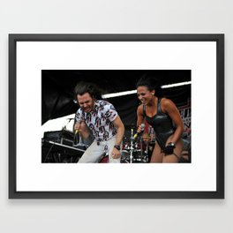 Love Framed Art Print
