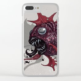 Bruxapomadasys Clear iPhone Case