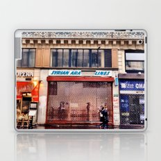 Paris Streets 1 Laptop & iPad Skin