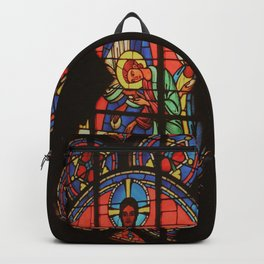 Stained Glass Shadow Backpack